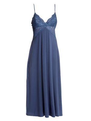 Jonquil Hampton Court Lace Slip Gown