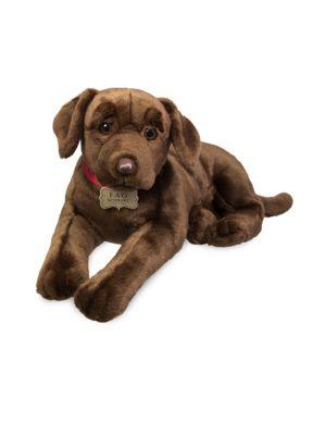 Fao Schwarz Plush Labrador Toy