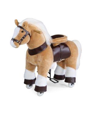 Stupendous Ride On Plush Pony Toy Ibusinesslaw Wood Chair Design Ideas Ibusinesslaworg