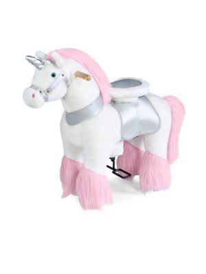 Fao Schwarz Toy Ride On Plush Unicorn