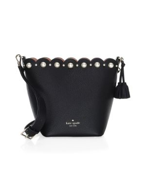 Vanessa Faux Pearl Leather Tote Bag by Kate Spade New York