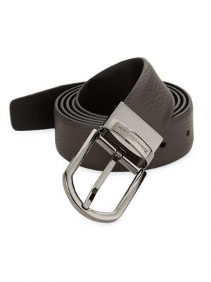 Ermenegildo Zegna Reversible Leather Belt 6f156cfeb2