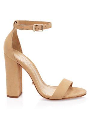 Enida Leather Sandals by Schutz