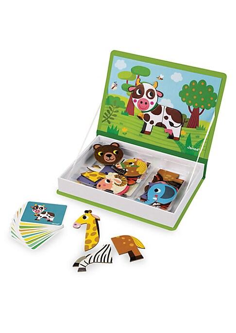 Magnetic Book Animals
