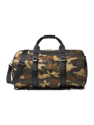 MICHAEL KORS Backpacks Kent Camo Backpack Duffle Bag