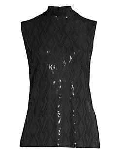 a1e36d902afc Tops For Women: Blouses, Shirts & More | Saks.com