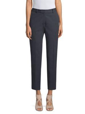 Becken Flat Front Trousers