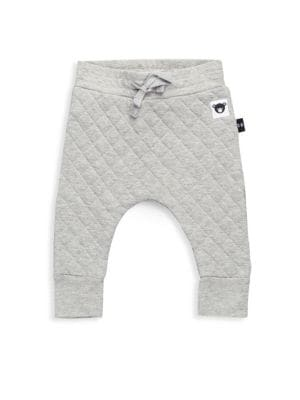 Huxbaby Baby S Little Kid S Stitch Fleece Pants