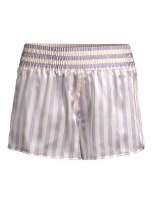 Morgan Lane - Bunny Ruthie Silk Pajama Top - saks.com 77376fdc4