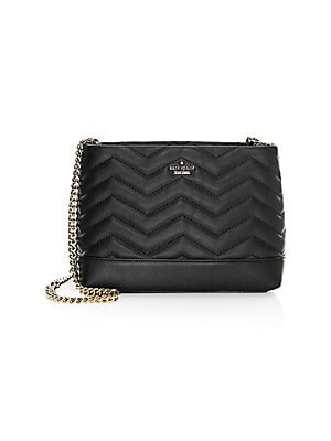 Kate Spade New York - Small Reese Park Lorie Leather Shoulder Bag 2f4a672125678