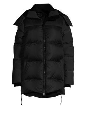 White Horse Quilted Parka by Canada Goose