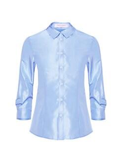 5e8706362f Tops For Women: Blouses, Shirts & More | Saks.com