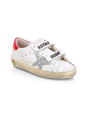6e1cb182258 Golden Goose Deluxe Brand - Kid s Superstar Glitter Sneakers - saks.com