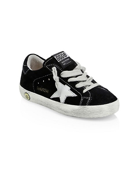 Baby's & Kid's Superstar Suede Sneakers