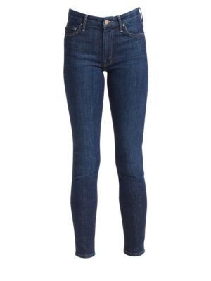 Looker High Rise Skinny Jeans by Mother