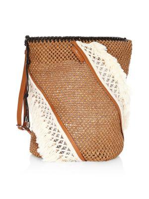 Image of 3.1 Phillip Lim Marlee Open Weave Shoulder Bag