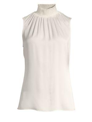 Kobi Halperin Velma Stretch Silk Blouse