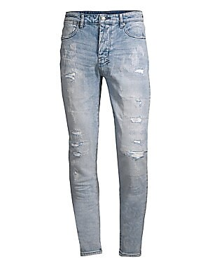 703538bc6a6 Ksubi - Van Winkle No Glory Stretch Skinny Jeans - saks.com