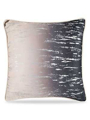 33e1354fc2dc0 Callisto Home - Embroidered Linen Pillow - saks.com