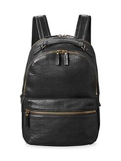 ce63753e70609c Shinola. Runwell Leather Backpack
