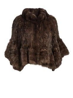 079465a8d Fur Vests & Fur Coats For Women | Saks.com