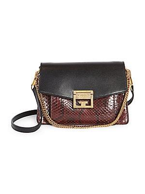 d33f62fb74a62 Givenchy - GV3 Small Shoulder Bag - saks.com