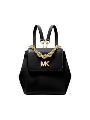 Motts Messenger Chain Backpack by Michael Michael Kors