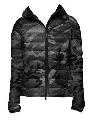 Canada Goose Brookvale Camo Print Jacket