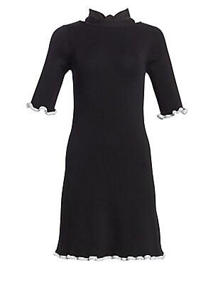 Rib Knit Dress by See By Chloé