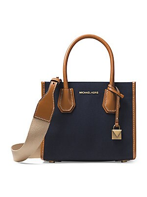 d3a97e33cd78 MICHAEL Michael Kors - Mercer Large Leather Tote - saks.com