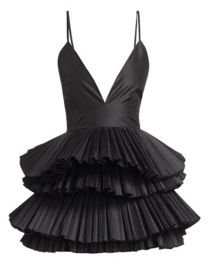 Taffeta Tutu Dress by Alessandra Rich
