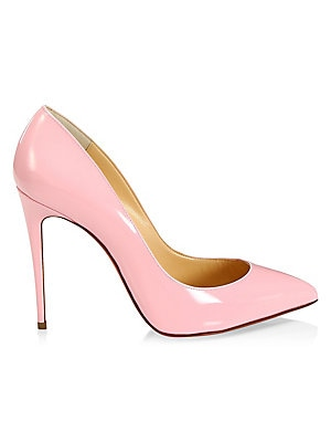 fc1d7ee28e63 Christian Louboutin - Pigalle Follies 100 Patent Leather Pumps ...
