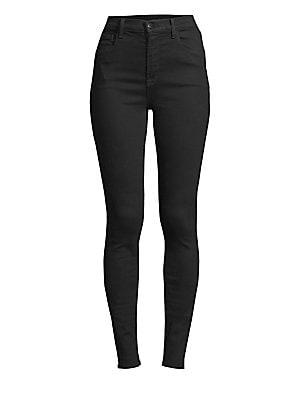 20eb650b94fc2 J Brand - 620 Mid-Rise Python Super Skinny Jeans - saks.com