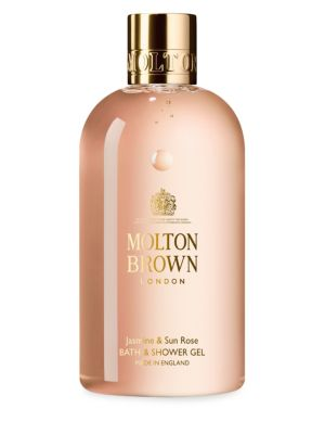 Jasmine & Sun Rose Bath And Shower Gel by Molton Brown