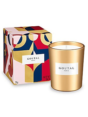 Image of ABOUT GOUTAL: Founded in 1981 under the impetus of creator Annick Goutal, the namesake brand is still driven by the same passion today: to whisper stories in the hollow of the neck. The timeless symbol of this desire, Eau d'Hadrien - the very first fragra