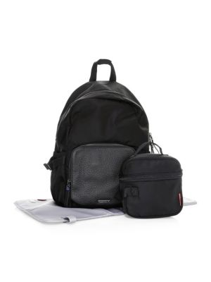 Storksak Hero Luxe Two-PieceBackpack Diaper Bag Set