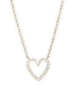 Womens pendant necklaces saks product image aloadofball Images