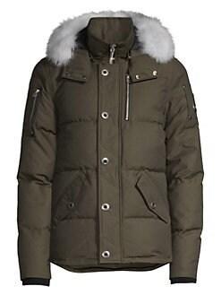abb1f8a2c395 Moose Knuckles. 3Q Down Fill Puffer Jacket
