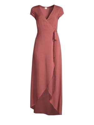 L*space Goa Wrap Dress