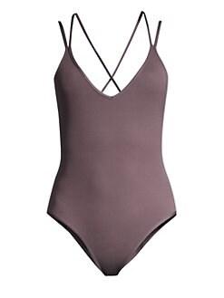 0eb2829b539 L*Space. Dakota Classic One-Piece Swimsuit