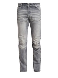 8f8fd79902d QUICK VIEW. G-Star RAW. Distressed Slim-FIt Jeans