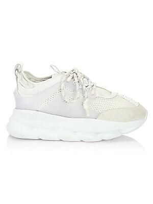 152623786c0b16 Versace - Chain Reaction Sneakers - saks.com