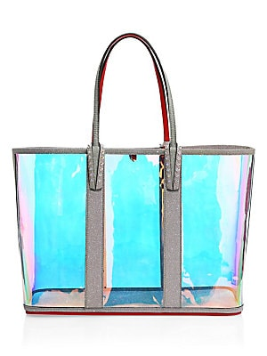 Cabata Pvc Tote by Christian Louboutin