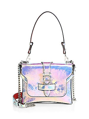 Rubylou Small Leather Crossbody Bag by Christian Louboutin