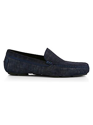 307f9768d8c To Boot New York - Lewis Leather Driver Moccasins - saks.com