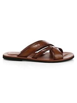 bb390fce6e20 Men - Shoes - Slides   Sandals - saks.com