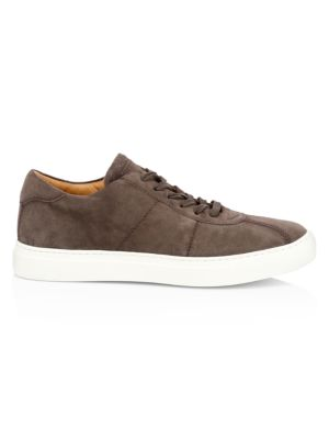 To Boot New York Sneakers Charger Suede Sneakers