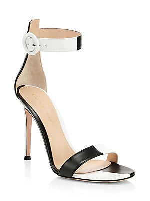 04190a87ef7 Gianvito Rossi - Silk Crystal Ankle-Strap Sandals - saks.com