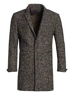 2d84234d1b90 John Varvatos. Patterned Knit Jacket