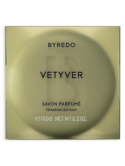 Vetyver Fragranced Soap